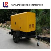 China 1250KVA Electronic Fuel Injection Mobile Diesel Generators CE / ISO9001/ ISO14001 on sale