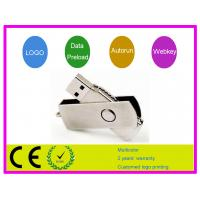 Quality Professional 1G 2G 4G 8G 16G 32G Metal OEM USB Flash Drive AT-076 for Windows Vista for sale