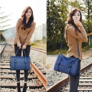 China Hot Sales Women Fashion PU Leather Purses Shoulder Bags Handbag Lady on sale