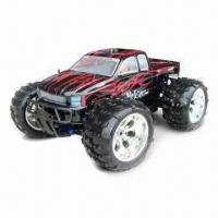 China 1/8th Sacle Electric RC Off-Road Truck with Brushless Motor on sale
