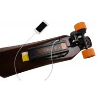 Quality Brushless 1200w Electric Skateboard With Hall Sensor Motor , Hands Free for sale