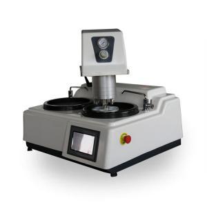 Quality metallography polishing machine for sale