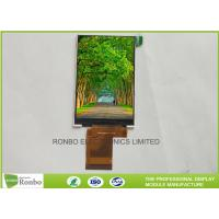 Quality Outdoor Readable TFT LCD Screen 3.5 Inch 320x480 45 Pins High Brightness 600cd/m2 for sale