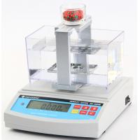 Buy cheap High Accuray Rubber Density Meter Automatically Judge With Thermometer from wholesalers