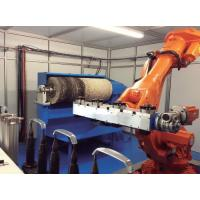 Buy Hardware Industry Robotic Polishing Machine Good Finish With CNC System at wholesale prices