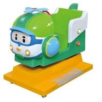 Buy cheap Coin Operated Rabbit Kiddie Ride Carousel Ride Arcade Game Machine from wholesalers