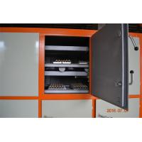 China Waste Paper Egg Tray / Carton Machine With Germany Valve For Small Medium Company on sale