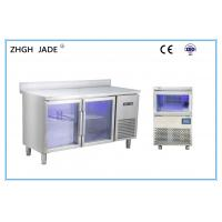 Buy cheap Hotel Kitchen Use Blue Light Inside Refrigerator 1200 * 700 * 800MM from wholesalers