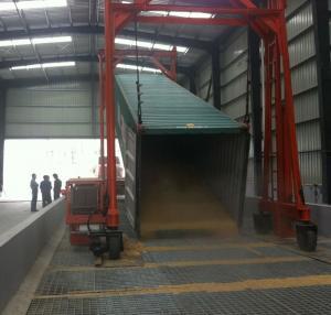 Buy cheap Tilt Type Mobile Container Crane , Container Lifting / Container Handling Crane from wholesalers