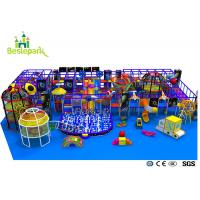 Buy Pre - School Play And Party Indoor Playground , Indoor Bouncing Playgrounds at wholesale prices