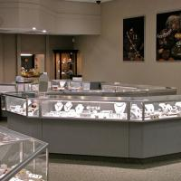 Quality Shop Retail Display Cabinet Jewellery Case for sale