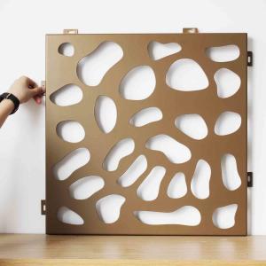 China Diversified Window Indoor Decorative Screens , Delicate Decorative Metal Screen on sale