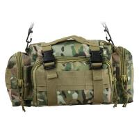 Buy cheap Military Multicam Travel Duffle Bag Two Carry Handles With Comfort Sleeve from wholesalers
