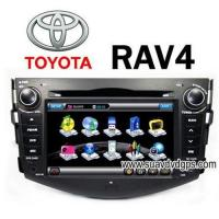 Quality Toyota RAV4 06-09 Car DVD GPS Navi player in dash HD touch PIP RDS IPOD for sale