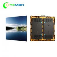 Quality Inside Stage Rental LED Display Cabinet  , P5 P6.67  Full Color LED Display Board for sale