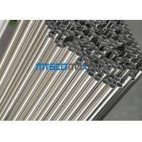 Quality 1.4306 / 1.4404 Seamless Stainless Steel Sanitary Tube For Construction / Ornament for sale