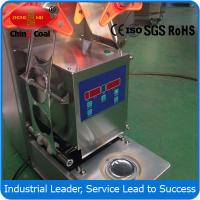 Quality Plastic Cup Sealing Machine on sale for sale