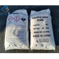 Quality caustic soda pearls for mining industry for sale