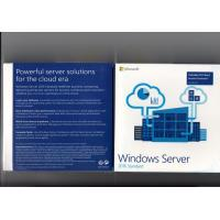 Quality Global Area Windows Server 2016 Std 5 User CALs With 16 Cores High Performance for sale