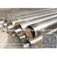 Quality Hot sell OASIS deep well use stainless steel tubing stainless steel pipe for sale