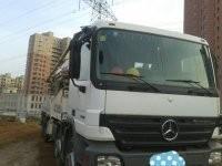Buy cheap 2007 47M CONCRETE PUMPS zoomlion Concrete Pumps benz ruck from wholesalers