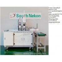 Quality ear-loop Sealing Machine Cup mask machine for sale