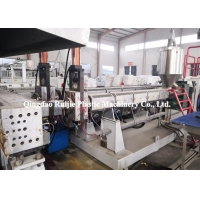 China Thickness 7mm Grid PE PP Hollow Sheet Extrusion Line on sale