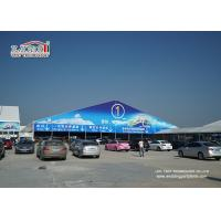 Quality Waterproof Second Hand Marquee 50m Width PVC and Aluminum for Wedding , Party , Events for sale