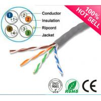 Buy 1000ft Cat5e Cable  UTP Solid 0.51mm BC/CCA 24AWG Twisted Pair Wire at wholesale prices