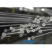Quality TP316 S31600 Stainless Steel Seamless Hydraulic Tubing 12M Length For Gas / Oil for sale