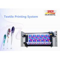 Quality Digital printing machine / Fabric flag banner sublimation printer for sale for sale