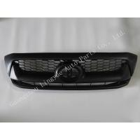Quality Standard Size Toyota Hilux Vigo Parts / 2008 Car Grille In Black Color for sale
