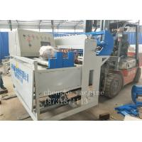 Quality Low Carbon Hot Dipped Galvanized Wire Mesh Fence Machine Automatic For Anti Climb Fence for sale