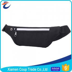 Quality Custom Mini Folding Mens Waist Bag 15 - 25L Capacity Fit For Men Gym for sale