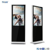 Quality Wifi 3G LCD Touch Screen Digital Signage Advertising Kiosks Displays 1920*1080 for sale