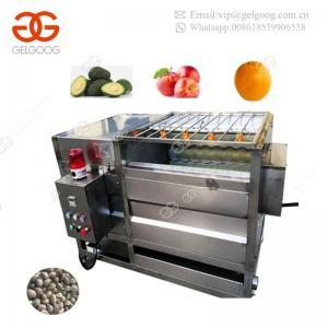 China Onion Jicama Jujube Sweet Potato Washing Machine Garlic Peeling Ginger Peeler Machine on sale