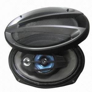Quality 6- x 9-inch 3-way Car Speaker, 200W Power for sale
