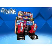 Quality Double Players Outrun Racing Simulator Arcade Simulator Red Seat video racing for sale