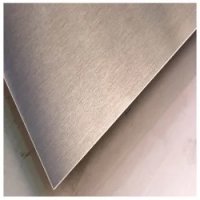 Quality Cheap 2mm Thick 4FT X 8FT AISI 444 / SS304 / 1.4528 PVC Coated Matte Finish Stainless Steel Perforated Mill Test Metal S for sale