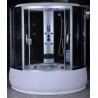 Free Standing Prefab Bathroom Shower Cabins 1500 X 1500 X 2150 mm