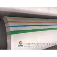 Quality Super duplex steel pipe ASTM A790 ASTM A928 S31803 S32750 S32760 S31254 254Mo 253MA, 6M for sale
