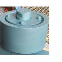 Anti Rust Rotary Ash Cooler Catch Wheel Gray Cast Iron Gland With Round Body