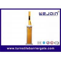 Buy cheap Arm Drop Electronic Barrier Gates Automatic Parking System For RFID Parking from wholesalers