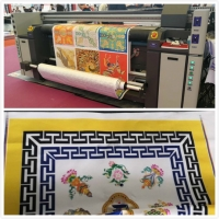 Buy cheap Automatic Fabric Plotter Flag Printing Machine Digtal Directly Printer Banner from wholesalers