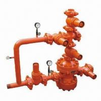 Buy cheap Submersible Electric Pump Wellhead Equipment, Corrosion-resistant Material from wholesalers