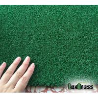 Quality High quality15MM height High golf Artificial lawn dark green Golf  Training grass for sale