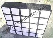 Quality Rubber ceramic moulded wear plate for sale