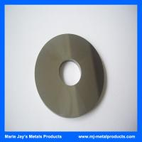 China High quality hot selling HIP Sintered tungsten carbide disc cutters for cuttting metals on sale