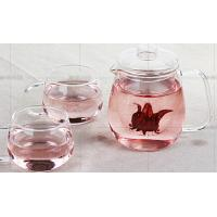 Buy cheap PINTAO transparent glass cup from wholesalers