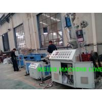 Quality PA nylon Double Wall Corrugated Pipe Machine With High Speed , 380V for sale